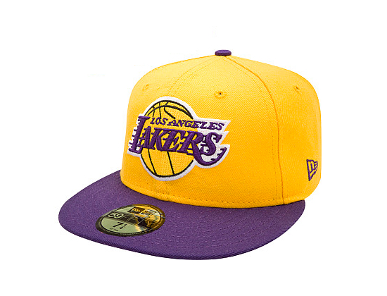 NEW ERA 59FIFTY x NBA  LOS ANGELES LAKERS  CAP  81805e56c512