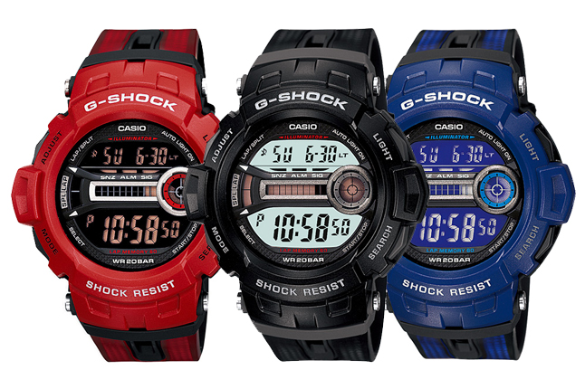 CASIO G-SHOCK  MARCH 2010  RELEASES » g-shock-gd-200-1 6b8393eddf2b